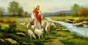 Gesù è il Buon Pastore