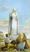 Apparizione della Madonna a Lucia, Francesco e Giacinta a Fatima