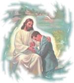 Gesù ci guarda e ci ascolta